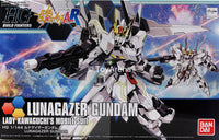 Gundam Build Fighters Try HGBF #051 Lunagazer Gundam Lady Kawaguchis Mobile Suit