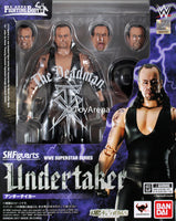 S.H. Figuarts The Undertaker Mark William Calaway WWE Action Figure