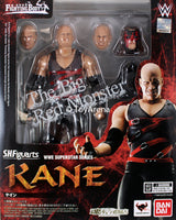 S.H. Figuarts Kane Glenn Thomas Jacobs WWE Action Figure