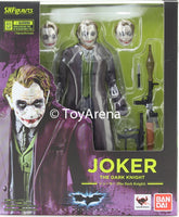 S.H. Figuarts The Joker The Dark Knight Ver Action Figure