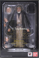 S.H. Figuarts Ben Kenobi Obi Wan (A New Hope) Star Wars Episode IV