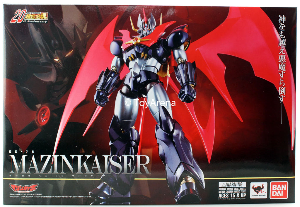Soul of Chogokin GX-75 Mazinkaiser Action Figure
