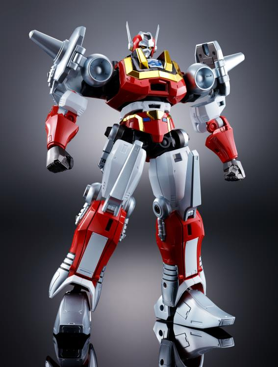 Soul of Chogokin GX-39R Machine Robo Baikanfu Action Figure