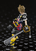S.H. Figuarts Sora Kingdom Hearts Action Figure