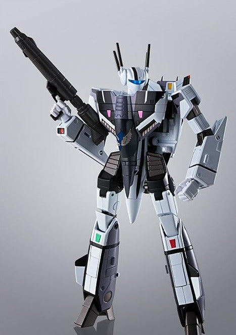 Hi-Metal R VF-1S Valkyrie MAcross 35th Memorial Messer Color Ver. Super Dimension Fortress Macross Die Cast Action Figure