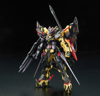 Gundam 1/144 RG #24 Gundam SEED MBF-P01-Re2AMATU Gundam Astray Gold Frame Amatsu Mina Model Kit