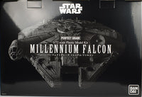 Star Wars 1/72 PG Millenium Falcon A New Hope Model Kit Exclusive
