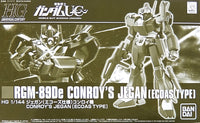 Gundam 1/144 HGUC Gundam Unicorn Conroy's Jegan [ECOAS Type] Model Kit Exclusive
