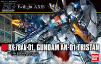 Gundam 1/144 HGUC #205 RX-78AN-01 AN-01 Tristan Twilight Axis Model Kit