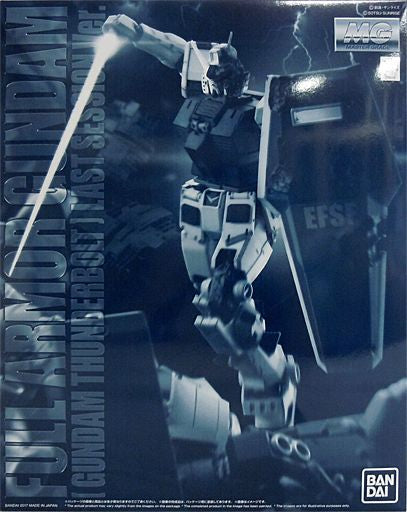 Gundam 1/100 MG Full Armor Gundam [Gundam Thunderbolt] Last Session Ver. Model Kit Bandai Exclusive
