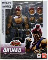 S.H. Figuarts Street Fighter V (5) Akuma Action Figure