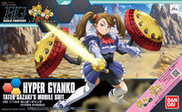 Gundam Build Fighters HGBF #060 Hyper Gyanko Tateo Sazaki Mobile Suit Model Kit