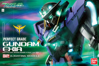 Gundam 1/60 PG Gundam 00 GN-001 Gundam Exia [Lighting Model) Model Kit