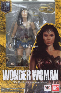 S.H. Figuarts Wonder Woman Justice League Movie Action Figure