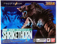 Bandai Sofvi Spirits Pacific Rim Uprising Kaiju Shrikethorn Figure