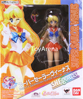 S.H. Figuarts Super Sailor Venus Sailor Moon Action Figure