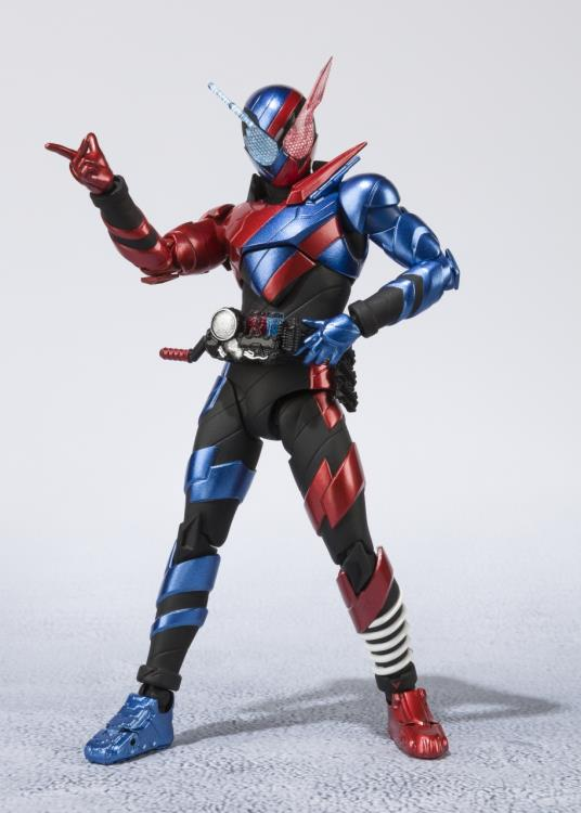 S.H. Figuarts Build Rabbit Tank Form Kamen Rider Action Figure 1