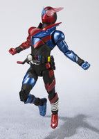 S.H. Figuarts Build Rabbit Tank Form Kamen Rider Action Figure 4