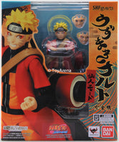 S.H. Figuarts Naruto Uzumaki Sage Mode Advanced Ver. Naruto Shippuden Action Figure