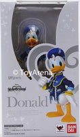 S.H. Figuarts Donald Kingdom Hearts II Action Figure