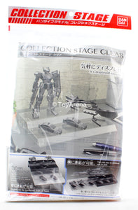 Tamashii Bandai Collection Stage 002 Clear Stand Base Display
