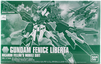 Gundam 1/144 HGBF Gundam Build Fighters Gundam Fenice Liberta Ricardo Fellini's Mobile Suit Model Kit Exclusive