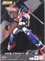 Soul of Chogokin GX-79 Super Electromagnetic Machine Voltes V Action Figure