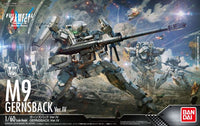 Bandai 1/60 Full Metal Panic: Invisible Victory M9 Gernsback Ver. IV Model Kit