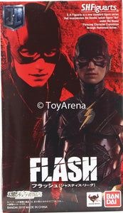 S.H. Figuarts The Flash Justice League Movie Action Figure