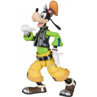 S.H. Figuarts Goofy Kingdom Hearts II Action Figure