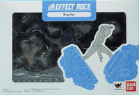 Tamashii Effect Rock Gray Ver. Stand Base Stage S.H Figuarts