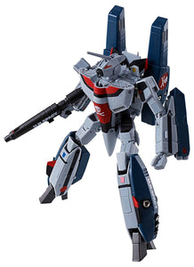 Hi-Metal R VF-1A Super Valkyrie (Hikaru Ichijo Custom) Super Dimension Fortress Macross Die Cast Action Figure