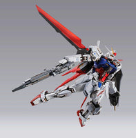Bandai Tamashii Nations Metal Build Gundam Seed Aile Strike Gundam Action Figure