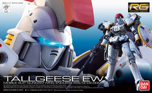 Gundam 1/144 RG #28 Gundam Wing Endless Waltz OZ-00MS Tallgeese EW Model Kit