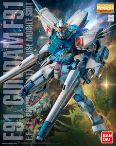Gundam 1/100 MG F-91 Gundam F91 2.0 Model Kit