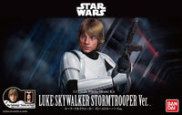 Star Wars 1/12 Scale Luke Skywalker Stormtrooper Disguise Model Kit