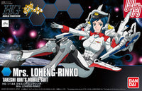Gundam Build Fighters HGBF #067 Mrs. Loheng-Rinko Mobile Suit Model Kit