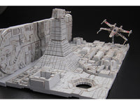 Star Wars 1/144 Scale Death Star Attack Model Kit 4