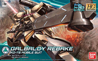 Gundam 1/144 HGBD #010 Gundam Build Divers Galbaldy Rebake Model Kit