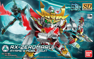 Gundam 1/144 HGBD #013 SDBD Gundam Build Diver Gundam RX-Zeromaru Model Kit