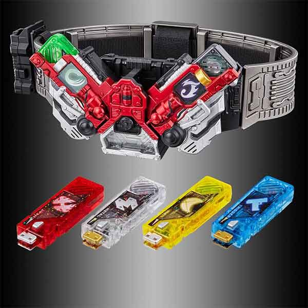 Complete Selection Modification CSM Kamen Rider W W Driver (Ver. 1.5) Belt