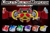 Complete Selection Modification CSM Kamen Rider Kiva Kivat Belt