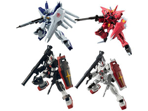 Mobile Suit Gundam G Frame Vol. 12 Trading Figure Box Set of 5