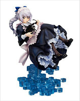 Alter 1/7 Full Metal Panic! Invisible Victory Teletha Testarossa (Maid Version) Scale Statue Figure 1