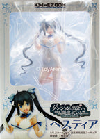 Kaitendoh Hestia Is it Wrong to Try to Pick Up Girls in a Dungeon? 1/6 Scale PVC Figure Statue