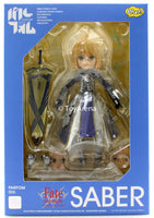 Phat! Parform #006 Saber Fate/ Stay Night Unlimited Blade Works Action Figure
