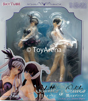 Alphamax Skytube 1/6 Scale Tony Taka T2 Art Girls White Odette and Black Odile  PVC Figure Statue