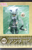 GSC 1/8th Scale Girls und Panzer Commander Girls Collection Anchovy Standard Ver