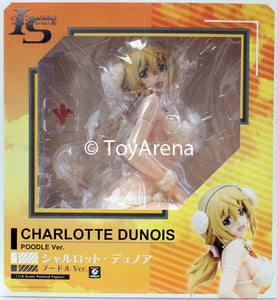 IS (Infinite Stratos) Charlotte Dunois Poodle Ver 1/4th Scale Statue