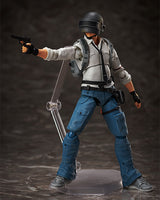 Figma #SP-118 The Lone Survivor PlayerUnknown's Battlegrounds Action Figure 6